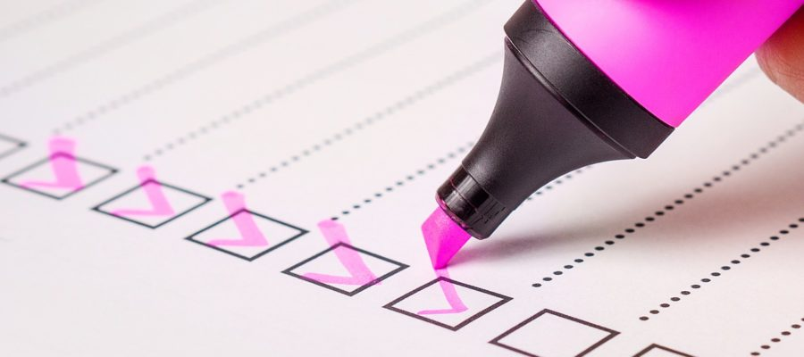 Checkliste zum Autoverkauf