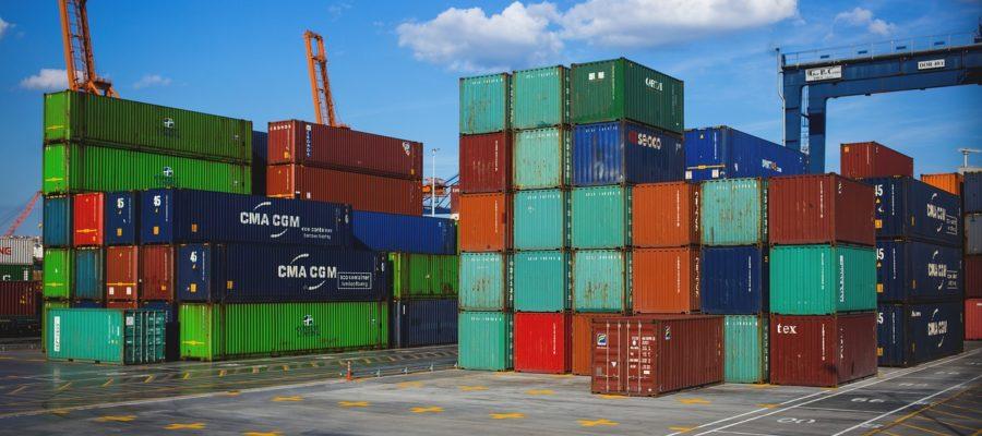 Geschichte des Containers